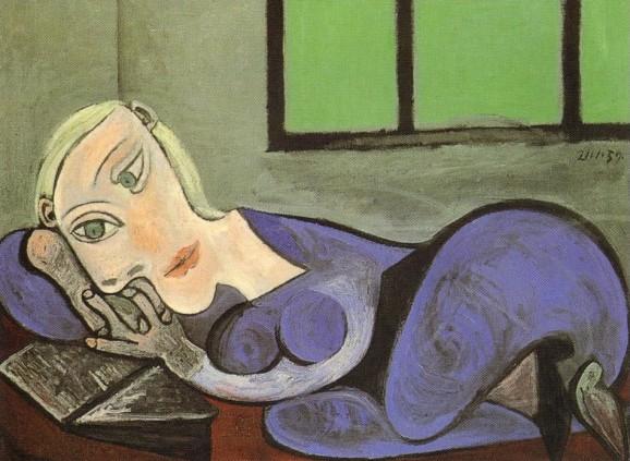 Donna che legge - Pablo Picasso (1939)
