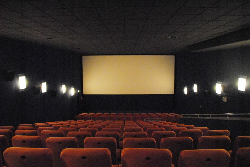 Cinema Jesi sala