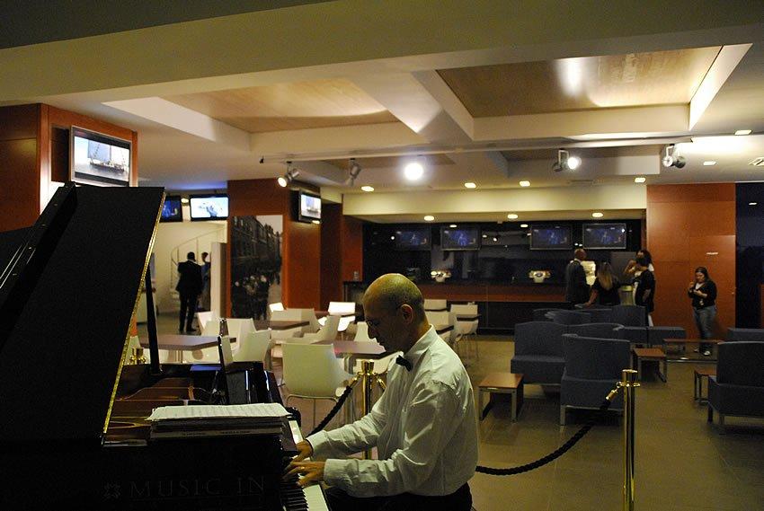 Cinema Matelica piano bar