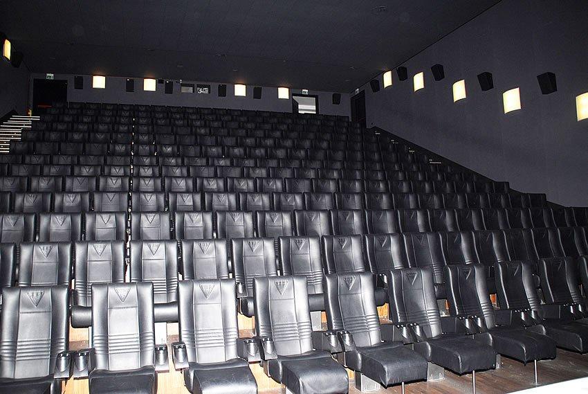 Cinema Movieland Ancona sala