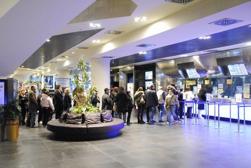 Cinema Porto Sant Elpidio biglietteria