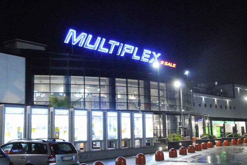 Cinema Porto Sant Elpidio esterno