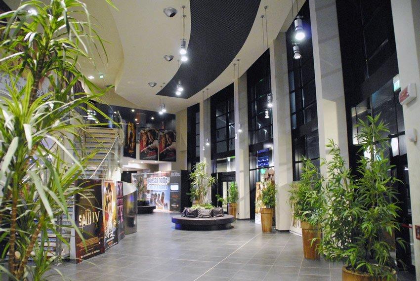 Cinema Porto Sant Elpidio ingresso