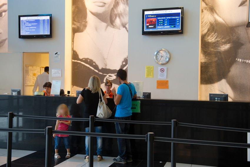 CinemaCity biglietteria