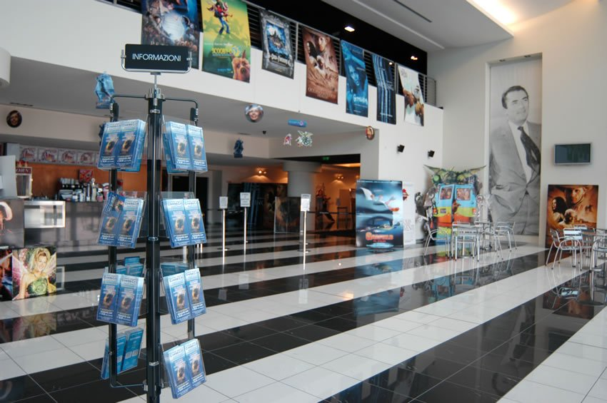 CinemaCity flyer