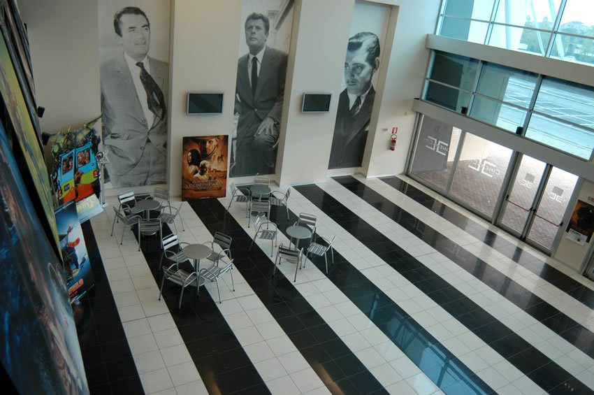 CinemaCity hall