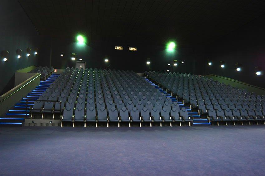 CinemaCity sala