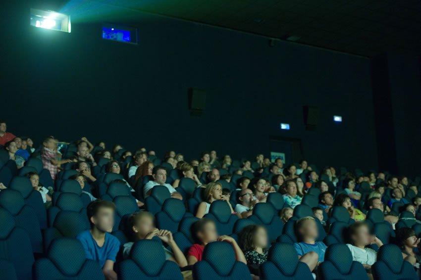 CinemaCity spettatori