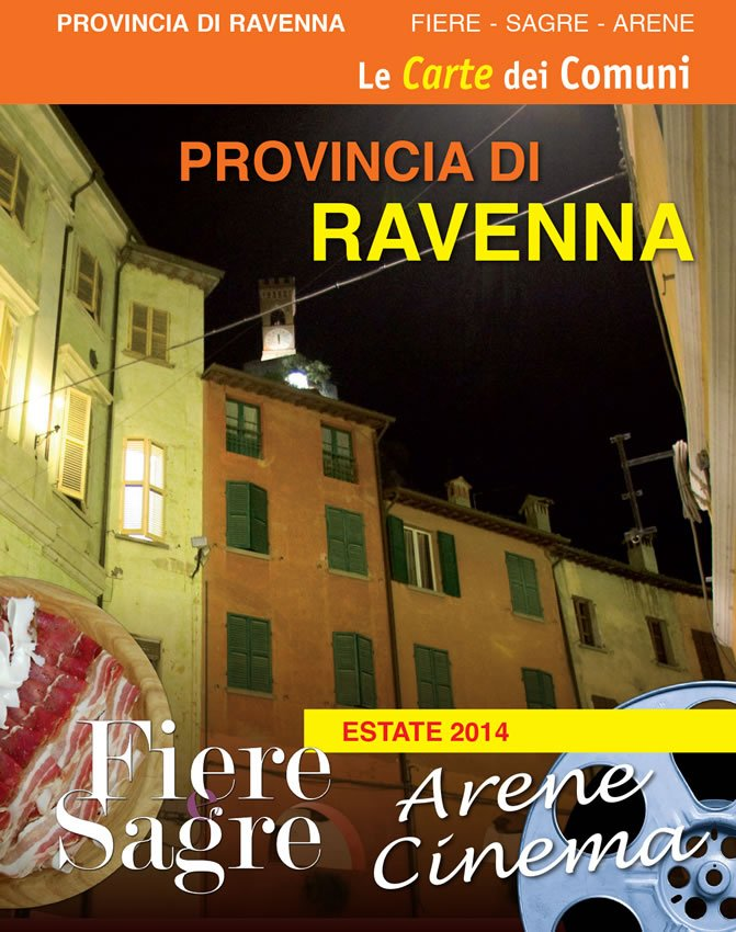 Carte dei Comuni - Provincia di Ravenna