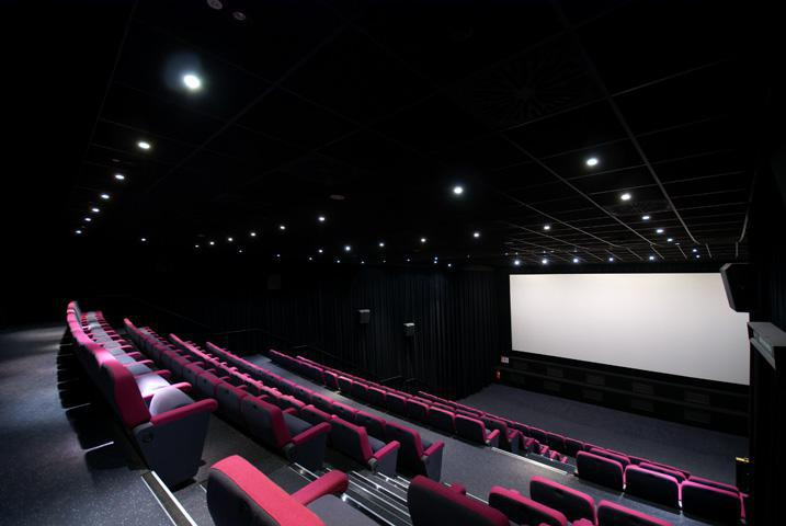Cinema Teatro Astoria interno