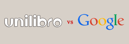 Unilibro Vs Google