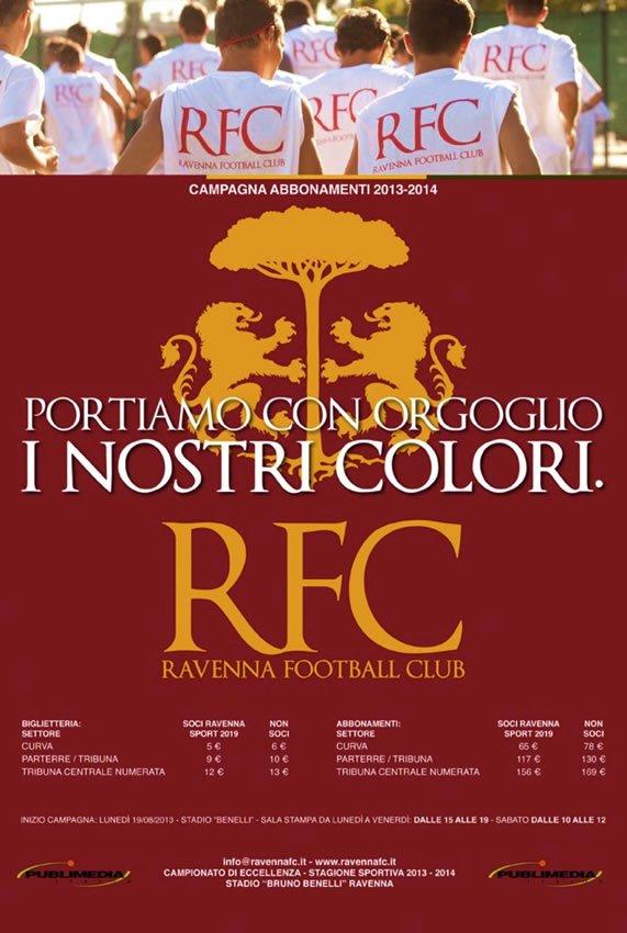 RFC campagna abbonamenti