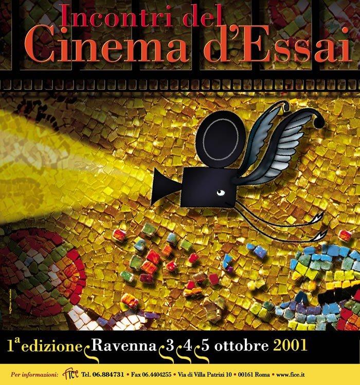 Cinema Essai IDCE 2001