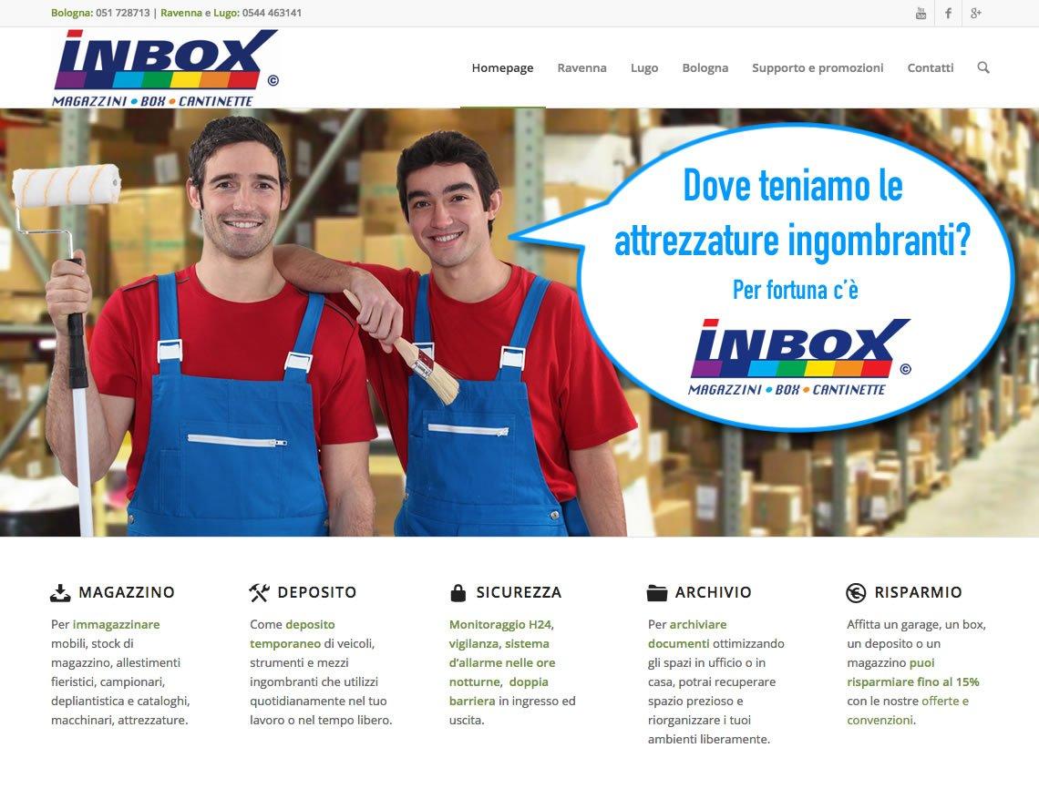 SEM per inboxstorage.com