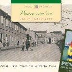 Calendario Storico 2016 Pesaro com'era - Cover
