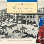 Calendario Storico 2016 Verona com'era - Cover