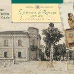 Calendario Storico 2016 la Provincia di Ravenna com'era - Cover