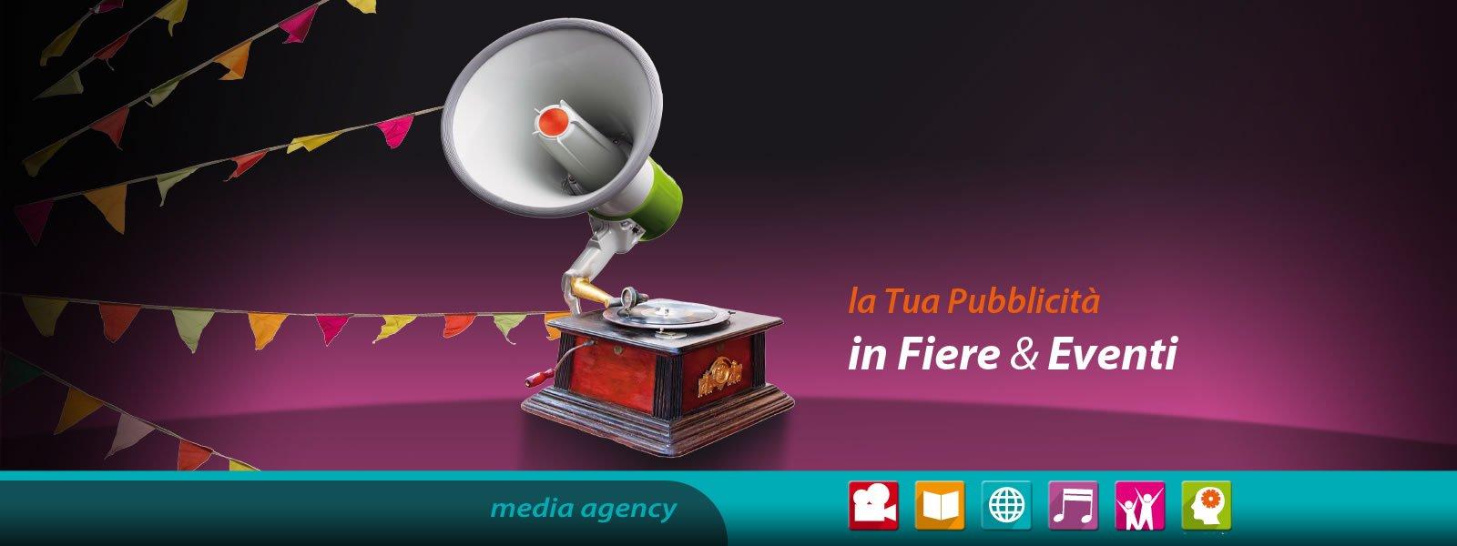 Publimedia Italia la pubblicità nelle fiere e negli eventi più importanti