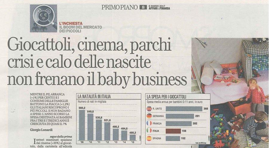Repubblica - 6 Marzo 2017