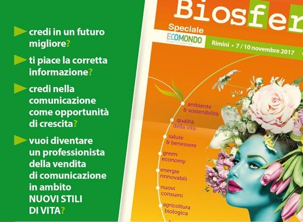 Publimedia cerca un sales account per settore Bio