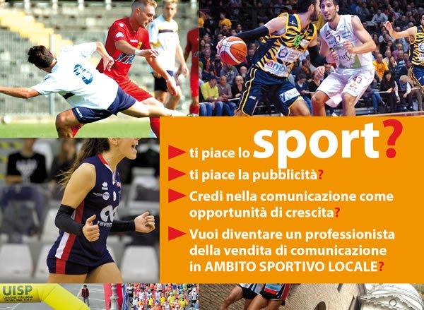 Publimedia cerca un sales account per settore Sport