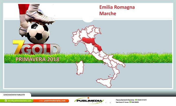 Publimedia Italia per 7 Gold